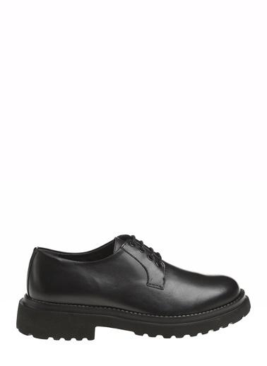 Divarese Deri Ayakkabı Siyah